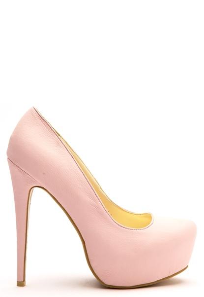 Sugarfree Shoes Siri Shoes Pink Bubbleroom.se