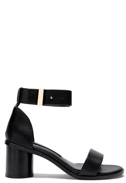 TIGER OF SWEDEN Sanya Shoe 050 Black Bubbleroom.se