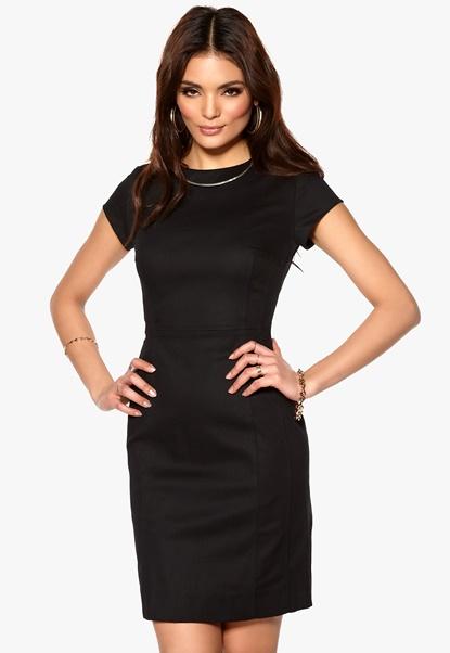 WHYRED Kay Dress 090 Black Bubbleroom.se