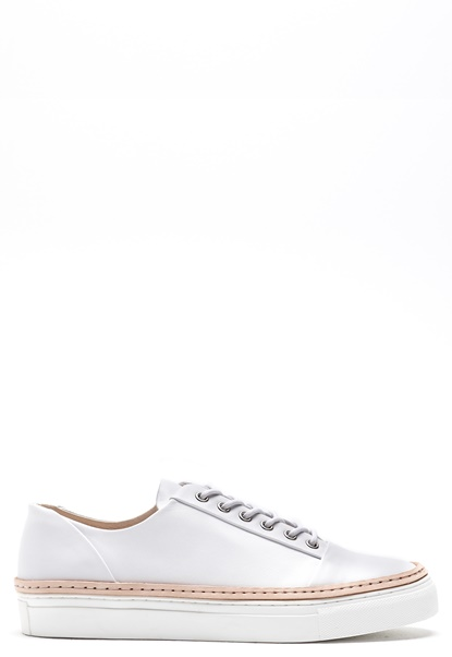 WHYRED Beeton Shoe 100 White Bubbleroom.se