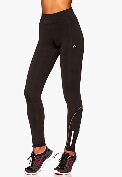 ONLY PLAY Max Brushed Running Pants Black Bubbleroom.se