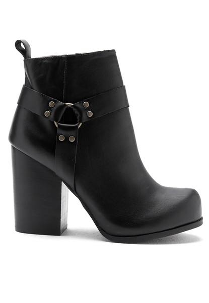 Jeffrey Campbell Rum HRNS Black Bubbleroom.se