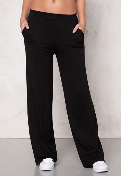 77thFLEA Alanya trousers Black Bubbleroom.dk