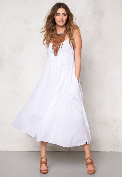 77thFLEA Istanbul Dress White Bubbleroom.eu