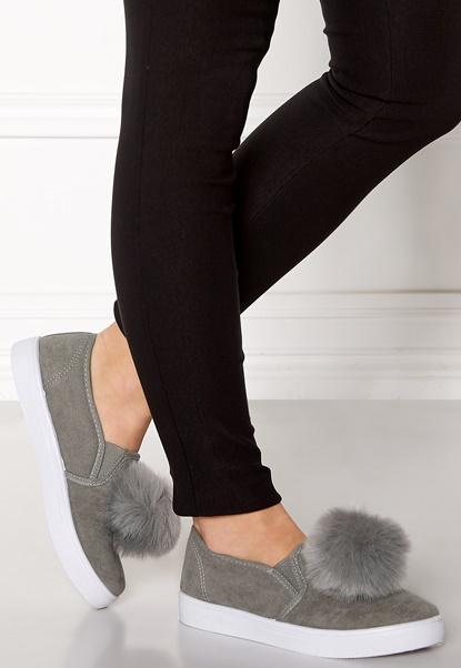 Truffle Arya Shoe 168 Grey Bubbleroom.se