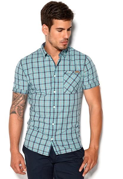 Blend Shirt 74007 Stillwater Bubbleroom.se