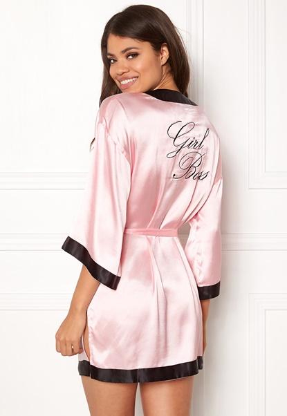 BUBBLEROOM Aylin Robe Light pink Bubbleroom.no