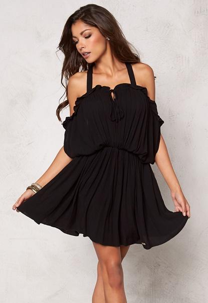 Chiara Forthi Intrend Aruba Dress Black Bubbleroom.eu