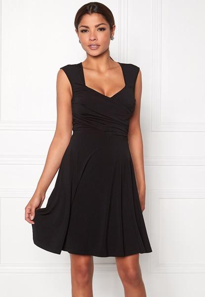 Chiara Forthi Kirily Dress Black Bubbleroom.fi
