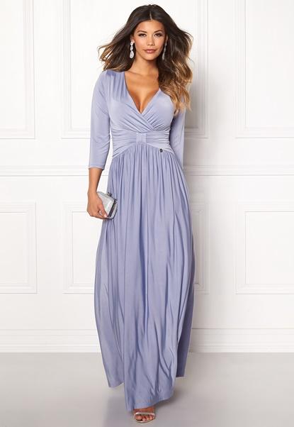 Chiara Forthi Libby Dress Lavender Bubbleroom.se