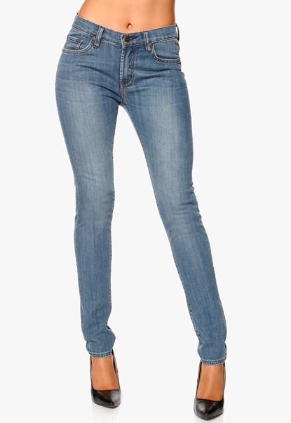 Gul & Blå Blondie Jeans L35 Light Blue Bubbleroom.se
