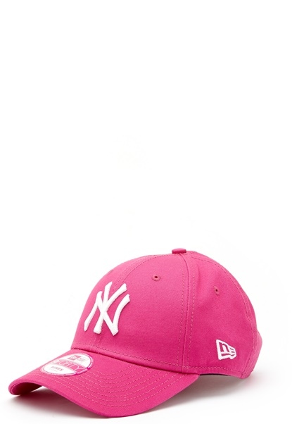 New Era Fashion Ess 940 Cap PINKWHI Bubbleroom.no