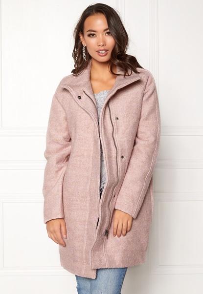 OBJECT Noria Coat Hushed violet Bubbleroom.se