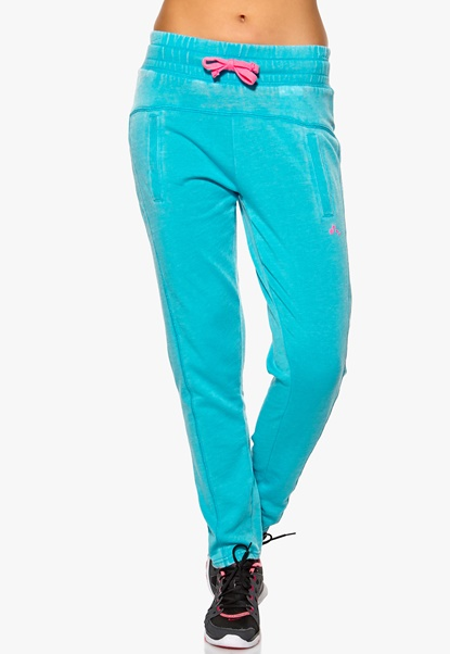 ONLY PLAY Asta Brushed Pants Scuba Blue Bubbleroom.se