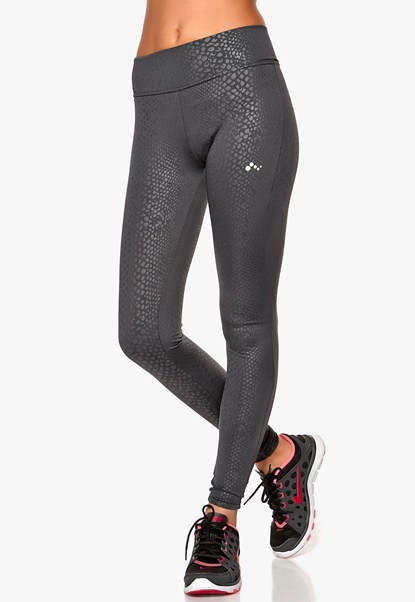 ONLY PLAY Snake Training Tights Nine Iron Bubbleroom.se