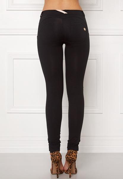 FREDDY Skinny Shaping lw Legging N0 Black Bubbleroom.se
