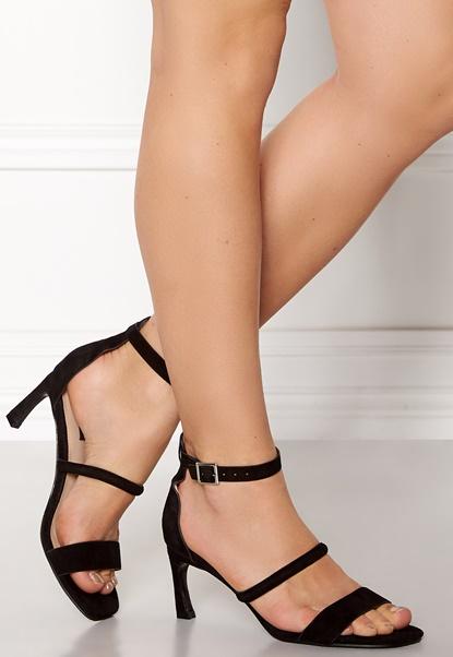 TIGER OF SWEDEN Nexoe Suede Sandals 050 Black Bubbleroom.se