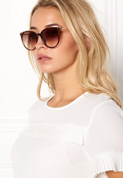 WOS La Mancha Sunglasses Ruskea Bubbleroom.fi