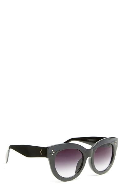 WOS Pallenberg Sunglasses Musta Bubbleroom.fi