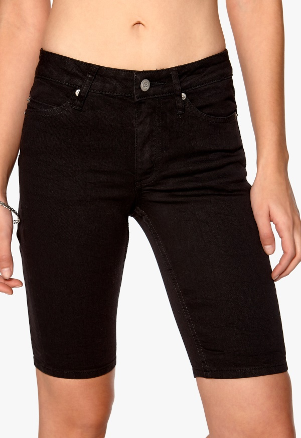 CHEAP MONDAY Long Shorts Black - Bubbleroom