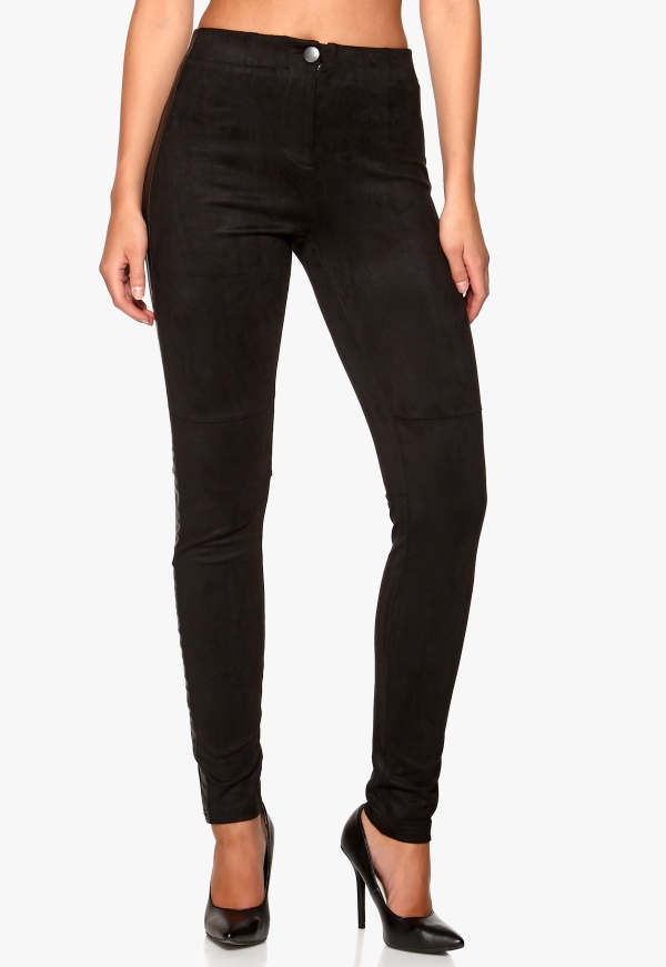 Sep 22,  · Lyssé High Waist Faux Suede Leggings are the perfect way to go pantless, while wearing bottoms that you can pass off as really cool trousers. They have a Author: Marquaysa Battle.