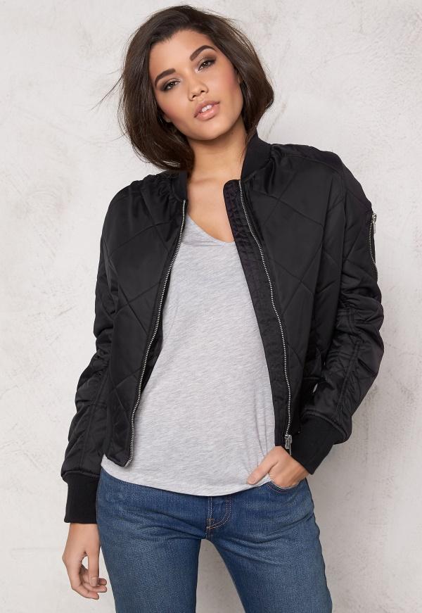 rut   circle kate quilt bomber jacket black 363eea7f44e69
