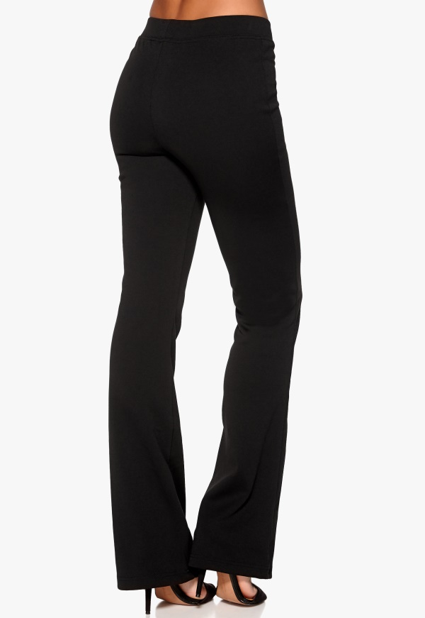 VERO MODA Strong bootcut leggings Black