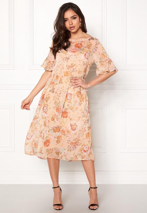 aef8de442481 vila mouna s medi dress peach blush