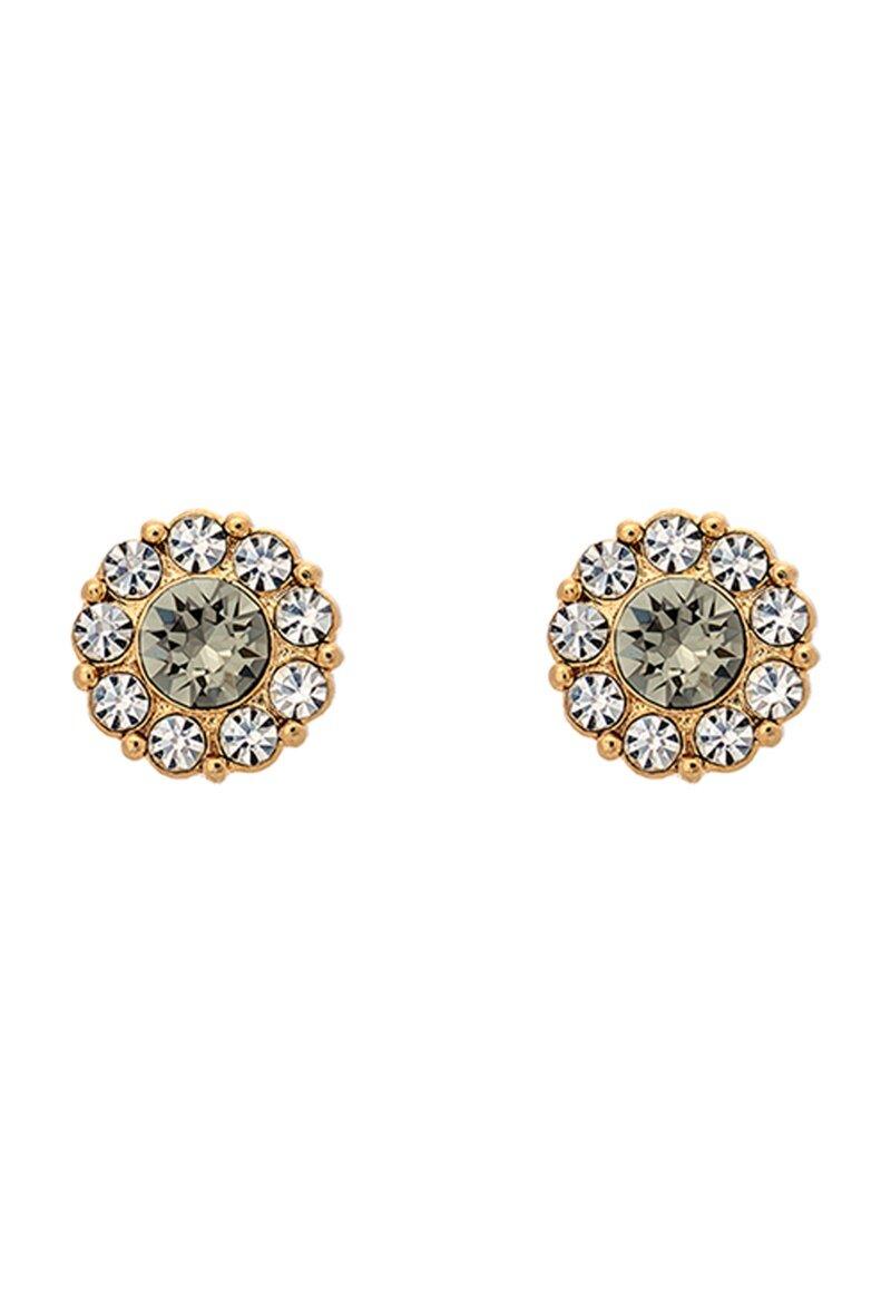LILY AND ROSE Petite Miss Sofia Earrings Black Diamond ...