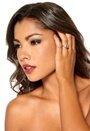 VJ by IL BB WOM R1 Ring rosa