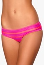 Roxy Shirred Bandeau Boy Brief Uviloet Wave MNF3