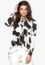 Rut & Circle Lara Shirt 939 Cow Bubbleroom.se