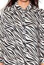 Rut & Circle Lara Shirt 087 Zebra