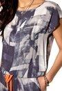 Culture Kilie Jumpsuit Grey Combo