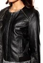 SOAKED IN LUXURY Hanna Jacket 050 Black