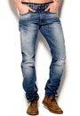 Reign Italia Prince Jeans 108QC 9599 Denim Bubbleroom.se
