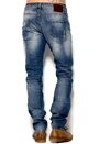 Reign Italia Prince Jeans 108QC 9599 Denim