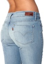 LEVI'S Curve ID Skinny 0636 Electric Denim