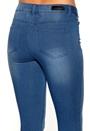 Pieces Just Jute Washed Legging Medium Blue Denim