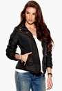 VILA Lonar Padded Jacket Black