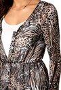 VILA Savas Kimono Pristine
