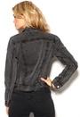 CHEAP MONDAY Vital Denim Jacket Black