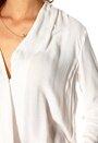 SOAKED IN LUXURY Rydana Shirt 05E Eggshell