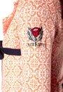 Odd Molly Lovely Knit Jacket Bright Orange