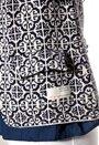 Odd Molly Lovely Knit Jacket Mid Indigo