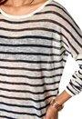 SELECTED FEMME Rosine Knit Pullover Dark Navy