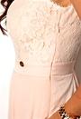 Chiara Forthi Ilona Dress Pink Champagne