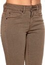 SELECTED FEMME Vicky Cropped Pant Teak