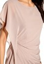 SELECTED FEMME Sina Dress Mushroom