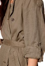 SELECTED FEMME Tenne Trench Coat Teak